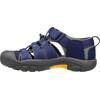 Keen Youth Newport H2 Shoes Blue Depths/Gargoyle
